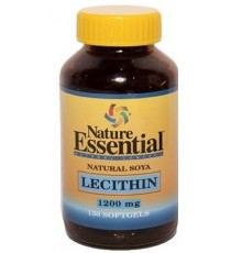 Lecitina de Soja 1200 mg - 150 Perlas - Nature Essential